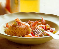 Crawfish with Savannah Rice