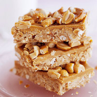 No-Bake Butterscotch Treats