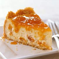 Image of Apricot Cheesecake, Better Homes and Garden