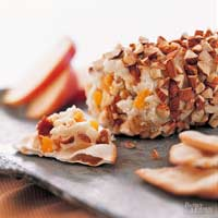 Fruited Cheese Log
