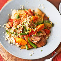 Mediterranean Beef Ragout