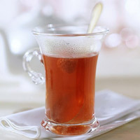 Mulled Raspberry Tea