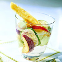 White Sangria Punch