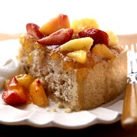 Image of Almond Cake In A Crust, Better Homes and Garden
