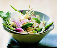 Image of Asian Cabbage Salad, Better Homes and Garden