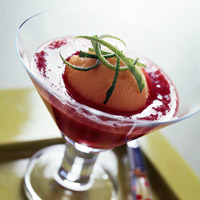 Strawberry Daiquiri Dessert