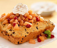 Image of Autumn Pear-cranberry Shortcake, Better Homes and Garden