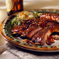 Southwestern Ribs with a Rub
