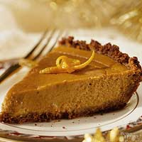 Born-Again Pumpkin Pie