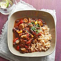 Cajun-Seasoned Vegetarian Gumbo