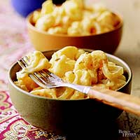 Cheesy Cauliflower for a Crowd