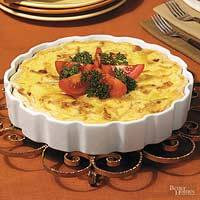 Our Favorite Quiche Lorraine