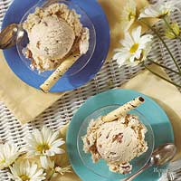 Butter Pecan Ice Cream