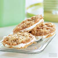 Image of Almond Sandwich Cookies, Better Homes and Garden