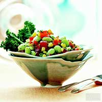Autumn Succotash Salad