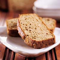 Apple Butter-Banana  Bread