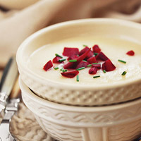 Winter White Vegetable Soup