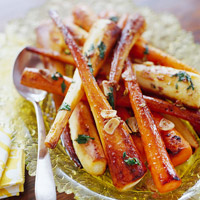 Image of Aromatic Parsnips And Carrots, Better Homes and Garden