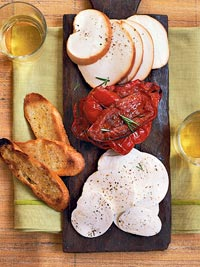 Image of Antipasto, Ladies' Home Journal