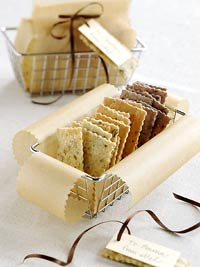Sublime Wine Crackers