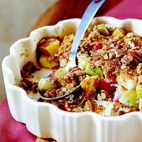 Image of Apple-mango Crisp, Better Homes and Garden