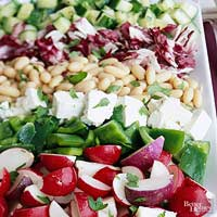 Chopped Holiday Salad