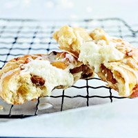 Pastry Cream Danish