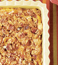 Sweet-Potato Crunch