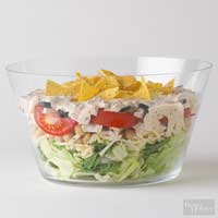 24-Hour Chicken Fiesta Salad