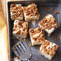 Butterscotch Crunch Squares