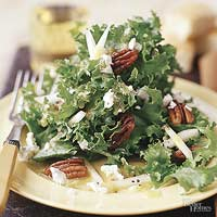 Pear-Blue Cheese Salad