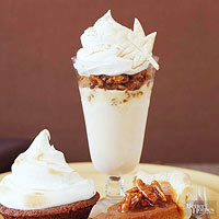 Gingersnap Crumble Pumpkin Parfaits
