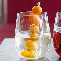 Orange and Mint Sangria