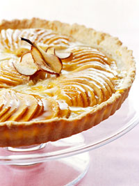 Orchard Pear Tart