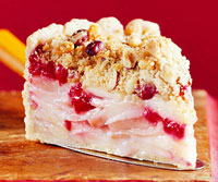 Image of Apple-cranberry-hazelnut Pie, Better Homes and Garden