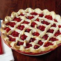 How to Make a Pie with a Lattice Top