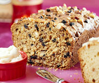 Hazelnut-Blueberry Bread