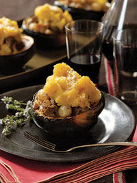 Acorn Squash Shepherd's Pie