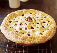 Image of Apple-Cranberry Pie, Ladies' Home Journal