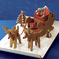 Gingerbread Forest