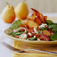 Image of Arugula And Pear Salad, Better Homes and Garden