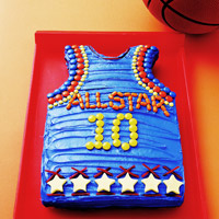 Image of All-star Sports Cake, Better Homes and Garden