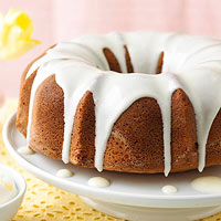 Image of Almond Pound Cake, Better Homes and Garden