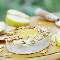 Image of Almond Brie, Midwest Living