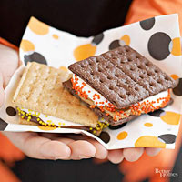 Fall Festival Smores for Kids