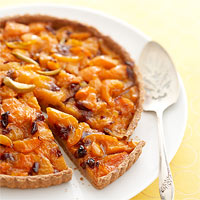 Image of Apricot-cherry Tart, Better Homes and Garden