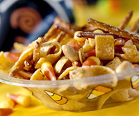 Crazy Mixed-Up Snack Mix