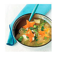 Chicken Soup With Stars