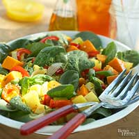 Potato and Squash Salad