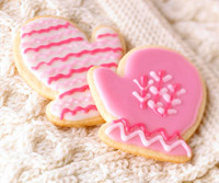 Sugar Cookie Mittens